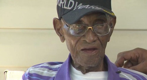 America's oldest man has Guam link