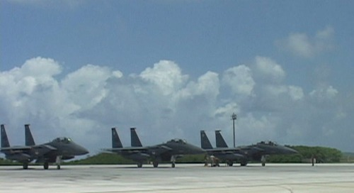 Hawaii company lands Andersen AFB contract