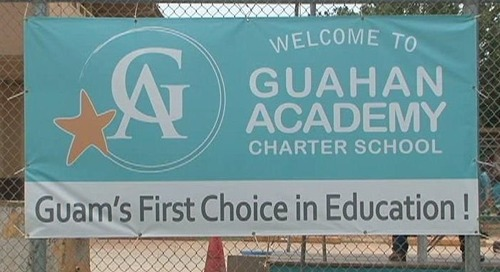 Guahan Academy's charter up for renewal