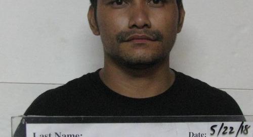 Jeremy Allan Evaristo arrested for multiple robberies