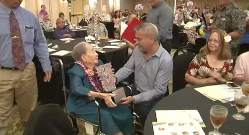Guam's cherished centenarians are an exclusive club