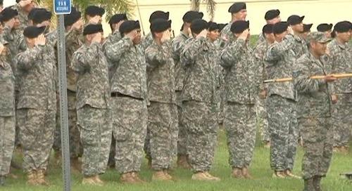 Hundreds of Guam Guardsmen taking part in Heroes Run