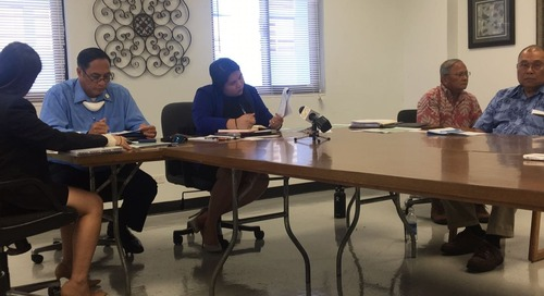 Council approves renewal of Guahan Academy's charter
