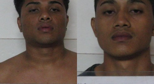 Brothers Wisely Mathias and Siwin Mathias arrested for disorderly conduct