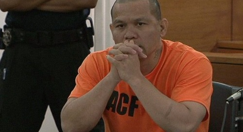 Convicted killer Clifford San Nicolas makes plea agreement with government