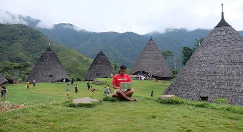 Hal-hal yang Biasa Ditanyakan ke Travel Blogger (1)