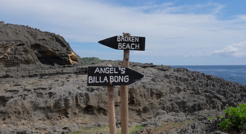 Mendadak Bali: Lima Jam di Nusa Penida