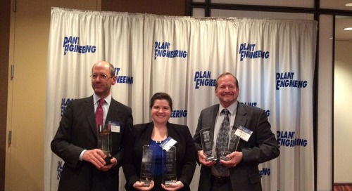 Building Insights Gets Bronze: Solution Honored by Plant Engineering Magazine