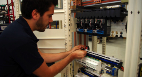 Guidelines for panel builders: Power connections, auxiliary circuits, and labeling