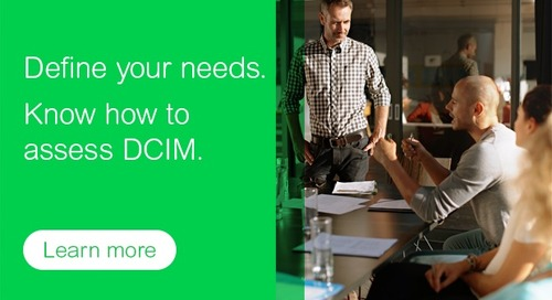 How DCIM Fits in Every Data Center