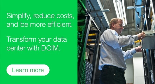 IDC's 2017 Data Center Predictions Point to a Starring Role for DCIM