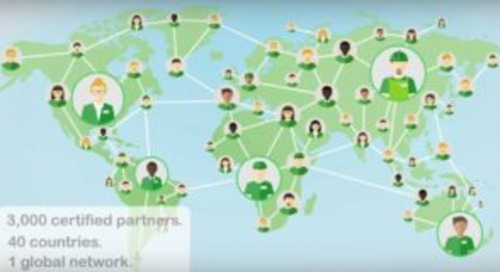 Reason #1 to Become an EcoXpert: A Global Network with Local Support