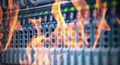You Can't Burn it Down and Start Over; Here's How to Modernize a Data Center in 4 Steps