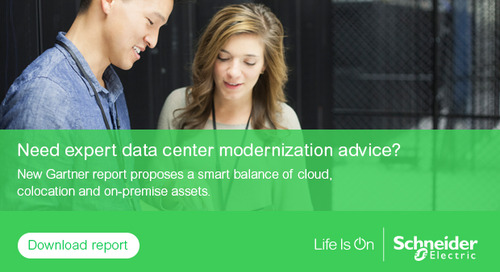 Why This New Gartner Data Center Modernization Report Caught Me by Surprise