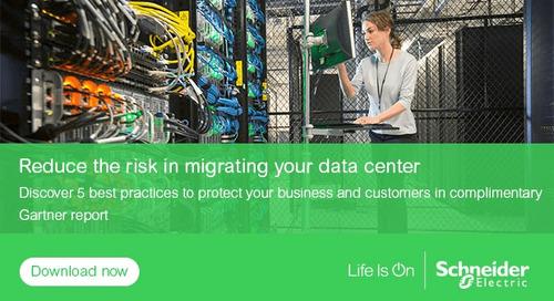Gartner Shares 5-Step Plan for A Successful Data Center Migration
