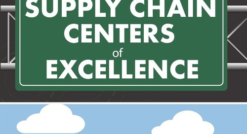 Supply Chain Centers of Excellence