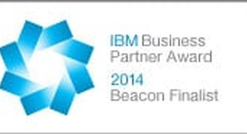 Interloc Named Finalist for IBM Beacon Award 2014 for Maximo Solution