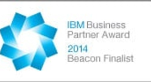 Interloc Named Finalist for IBM Beacon Award 2014 for Maximo Solution