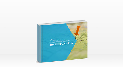 eBook: Where Does Social Selling Fit In The Buyer's Journey?