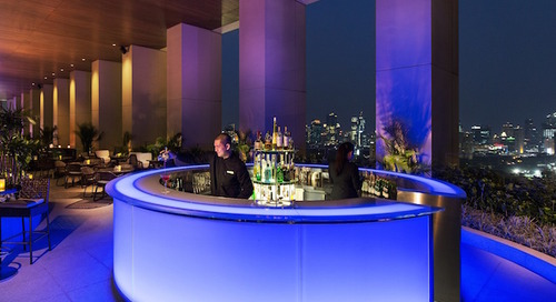 Hot Spot Alert: The Fairmont Jakarta's new hangouts