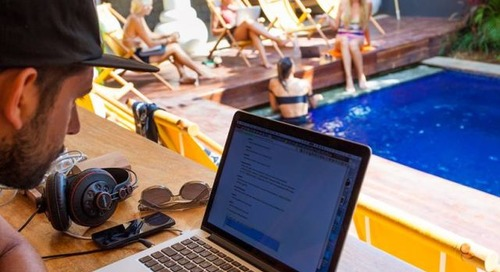 Where to work in Bali