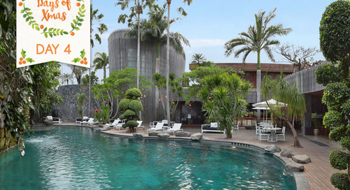 WIN on Day 4! Christmas in Bali Giveaway at Peppers Seminyak