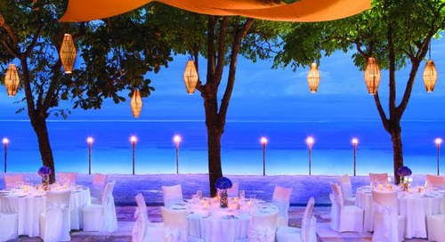 Nusa Dua's Christmas Eve and Day dining options
