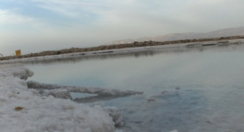 Israel mulls Red Sea Dead Sea alternative amid water price concerns