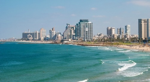Israel connects desalination plants into national water system