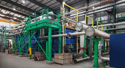 GE Power water reuse solutions installed at refinery in Regina, Canada