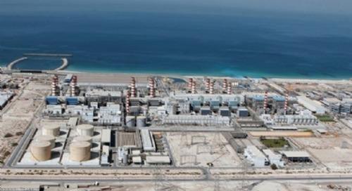 Dubai prepares to add desalination capacity at Jebel Ali Power Station