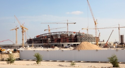 Qatar looks to boost capacity ahead of 2022 World Cup