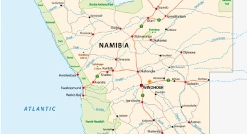 "Namibia in a water ""predicament"" says minister"
