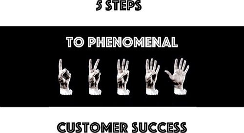 5 Steps to Phenomenal Customer Success