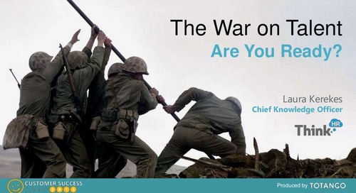THE WAR ON YOUR TALENT: BE READY TO MEET THE CHALLENGE