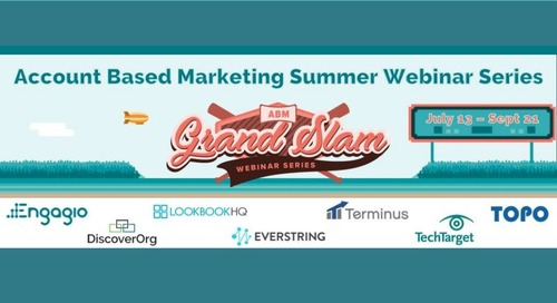 ABM Grand Slam 6: The Winning Playbook