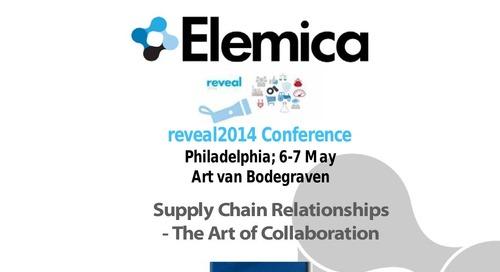 """reveal2014 Art van Bodegraven, VBA – """"The Art of Collaboration"""""""