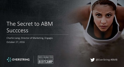 The Secret to ABM Success
