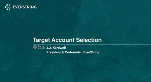 Target Account Selection