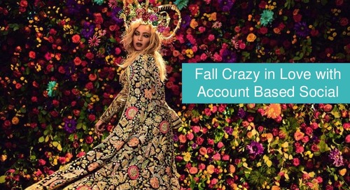 Fall Crazy in Love With Account Based Social