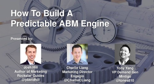 How to Build a Predictable ABM Engine