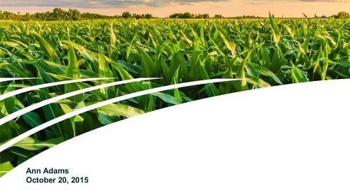 "Ignite 2015 NA Procurement Breakout Session - ""Creating a Supplier Collaboration Program"""