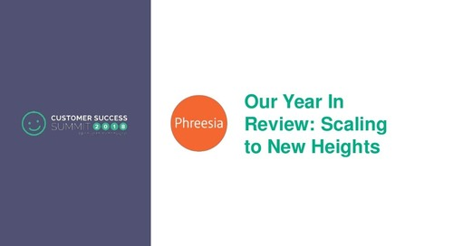 Our Year In Review: Scaling to New Heights