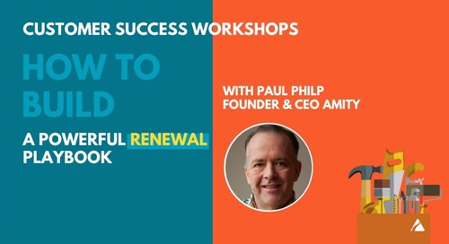 How to Build a Powerful Renewal Playbook