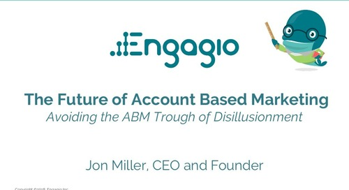The Future of Account Based Marketing