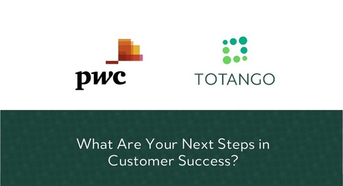 What Are Your Next Steps in Customer Success?