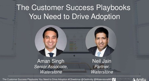 The Customer Success Playbooks You Need to Drive Adoption Webinar Slides