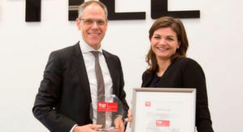 Still zum sechsten Mal in Folge als Top Employer zertifiziert