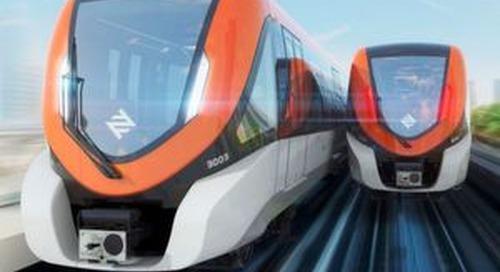 DHL bringt Riads neue U-Bahn in Fahrt