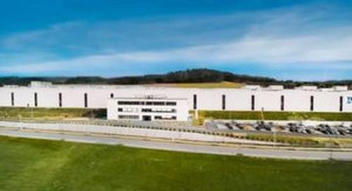Thimm nimmt Betrieb im Werk Holledau auf